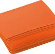 teczka na dokumenty pomaranczowa